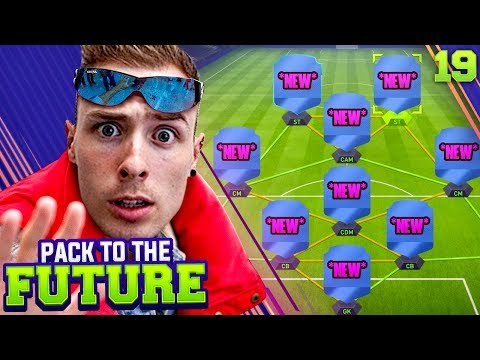 BRAND NEW SUPER TEAM!!! 🔥 PACK TO THE FUTURE EPISODE 19!!! FIFA 18 Ultimate Team Road to Glory