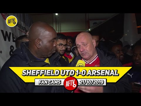 Sheffield Utd 1-0 Arsenal | Get Rid Of Emery! He's Got It All Wrong AGAIN! (Claude Rant)