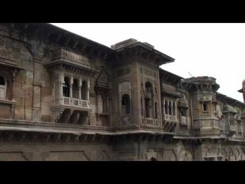 The Mani Mandir palace  (Morbi - Gujarat - India)