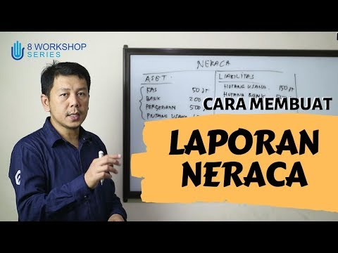 Cara Mudah Membuat Laporan Keuangan - Laporan Neraca - Episode 3  | TDA TV