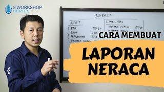Cara Mudah Membuat Laporan Keuangan Laporan Neraca Episode 3 Tda Tv Youtube