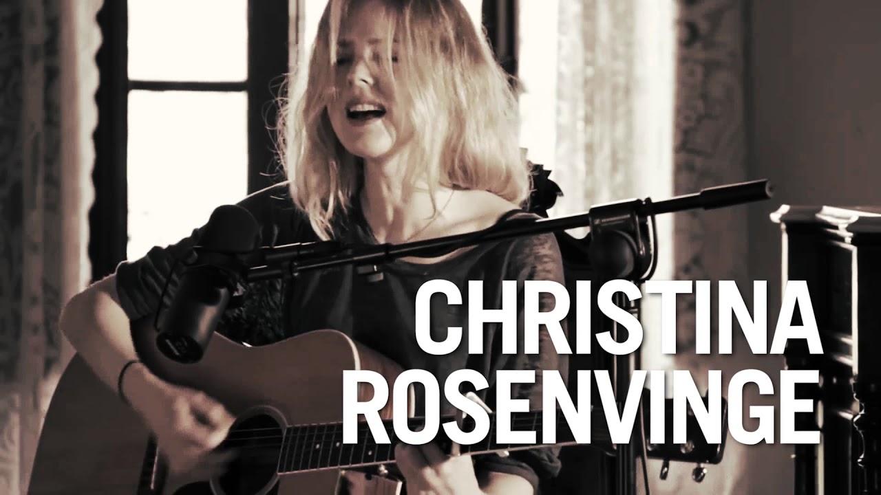Christina Rosenvinge Estrena Su Nuevo Disco En Crudo Y En Directo