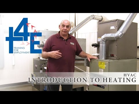 T4E - Introduction to Heating (HVAC)