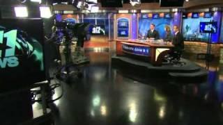 KTVT CBS 11 News at 10 Summer 2010 Close.