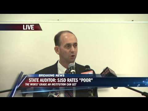 """""""It almost functioned as a slush fund."""" -- Thomas Schweich, State Auditor"""