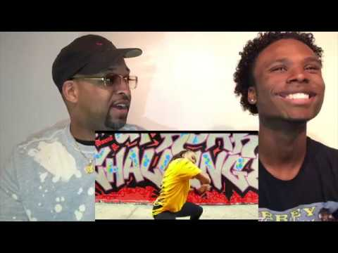 Dad Reacts to Lil Wayne - Uproar ft Swizz Beatz
