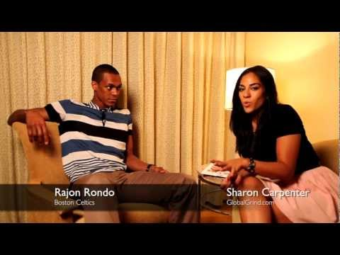 Rajon Rondo: Putting Aside NBA Playoff's To Become Hit Singer In R&B