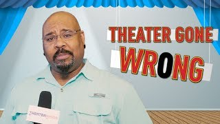 Theater Gone Wrong: James Monroe Iglehart Leans Into His Genie Improv at Aladdin
