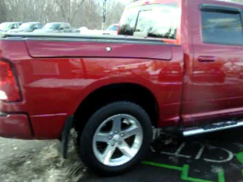 2009 Dodge Ram with ram box for sale at auto city fredericton - YouTube