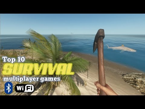 Top 10 SURVIVAL Multiplayer Games For Android/iOS (Wi-Fi/Bluetooth)