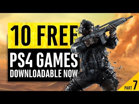 10 Free PlayStation 4 Games You Can Download Right Now! Part 7