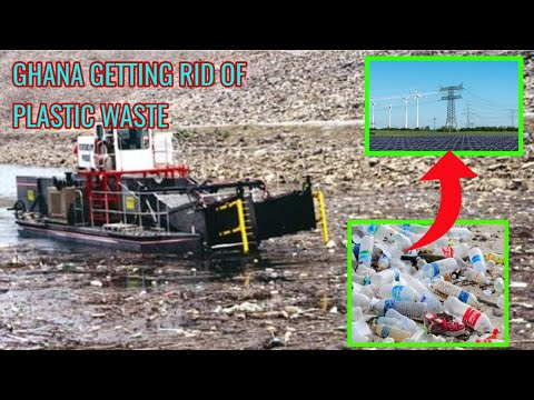 How Ghana is Getting Rid of Plastic waste