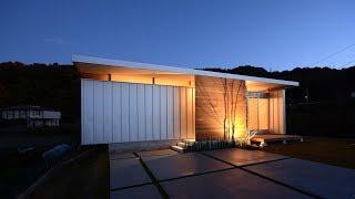 岡山市の平屋建て住宅『フラットハウス』建築設計事務所/広島、山口