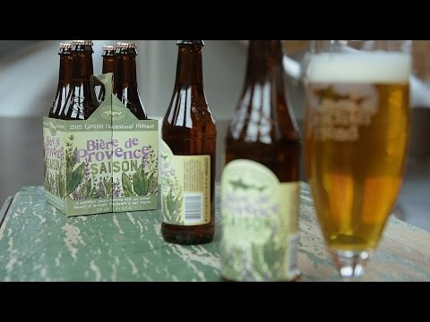 Quick Sip Clips With Dogfish Head: Bière De Provence