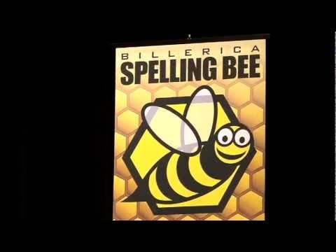 2011 Billerica Spelling Bee - Grade 3