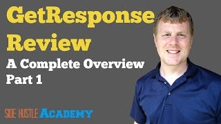 GetResponse Review - An Overview  1/4