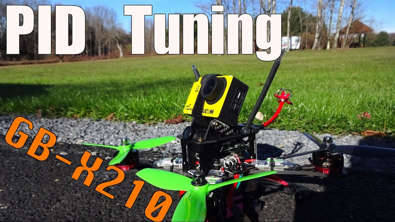 pid tuning tutorial gbx210 youtube
