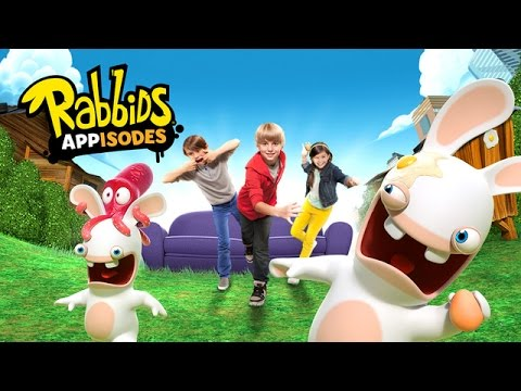 Rabbids Appisodes [Android/iOS] Gameplay (HD)