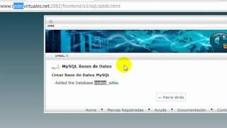 Instalación de Joomla 2.5 en el Cpanel del Hosting(, 2012-04-09T02:32:18.000Z)