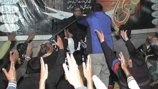 Allama Amjad Raza johri majlis 18 Safar 2014