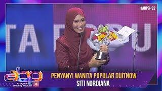 Siti Nordiana - Penyanyi Wanita Popular DuitNow | #ABPBH32