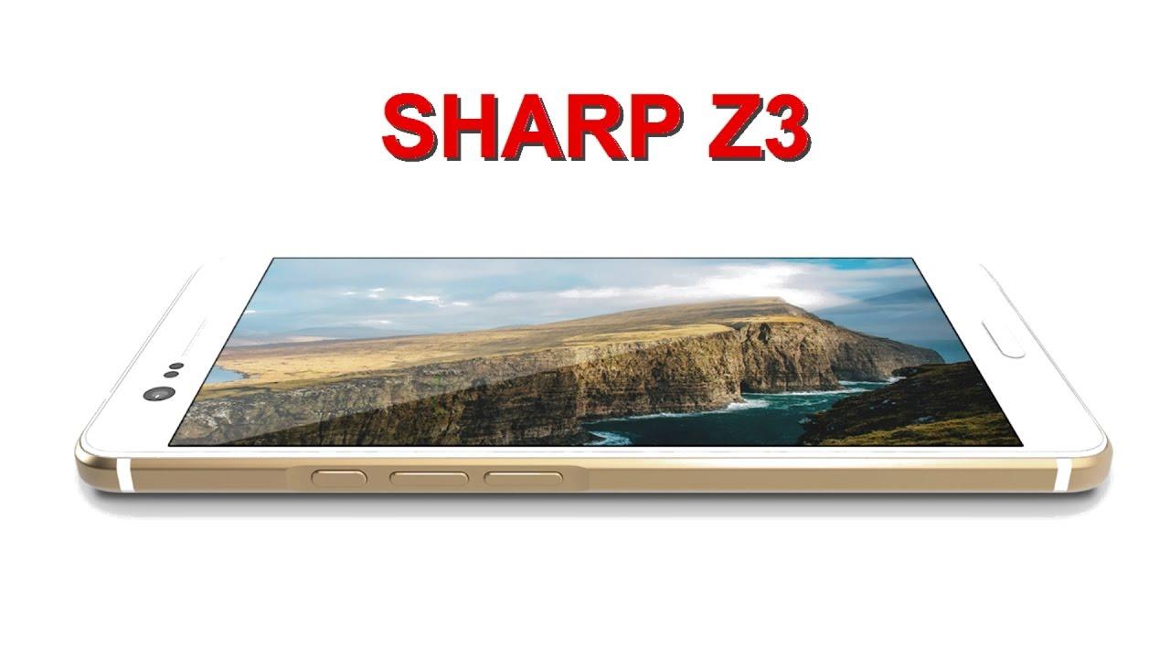 sharp z3. sharp z3 - 4gb ram smartphone sharp e