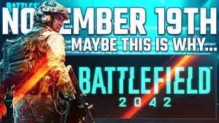 Maybe This Is Why Battlefield 2042 Has Been Delayed...