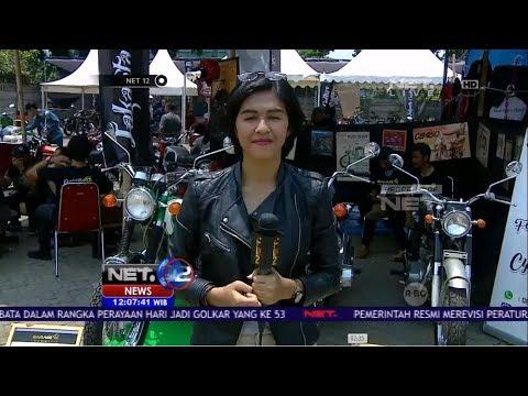 Live Report: Jakarta Custom Culture 2017 - JIExpo Kemayoran - NET12