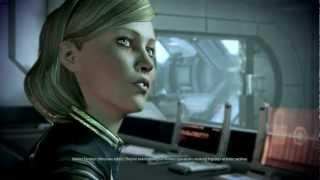 Mass Effect 3-Meeting Kahlee Sanders.