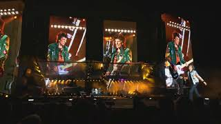 The Rolling Stones Live (4K) - FOS - Tumbling Dice - #No Filter Tour - Stadtpark Hamburg