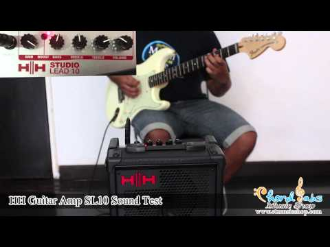Review HH Guitar Amp SL10 by CT Music Shop