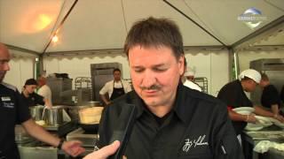 Aldiana Gourmet Gipfel 2014 - Interview mit Jörg Sackmann