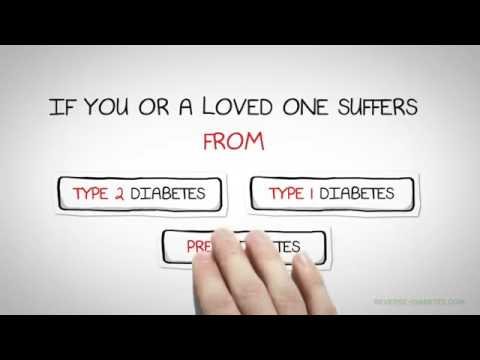 CURE AND KILL DIABETES FOREVER 2017 PROVEN TREATMENT METHOD
