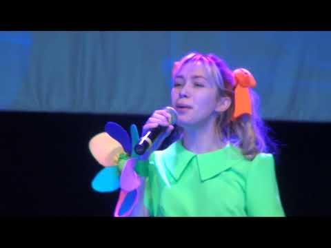 видео юбилейного концерта дворца творчества