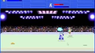 lf2(little fighter 2) gameplay