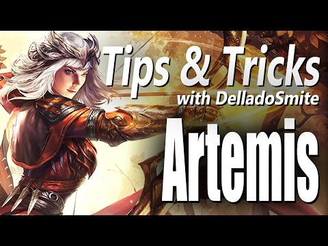TIPS AND TRICKS WITH DEL LADO SMITE - ARTEMIS