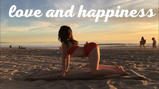Love & Happiness // Meditation in Movement