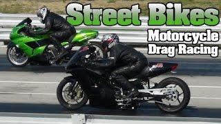 NHDRO 2: Streetbikes motorcycle drag racing 2012 Indy