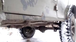 Краткий обзор установки ЗМЗ 406-409 на УАЗ 469)
