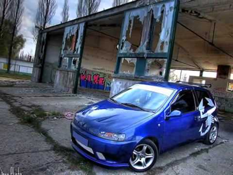 fiat punto tuning pic 39 s youtube. Black Bedroom Furniture Sets. Home Design Ideas