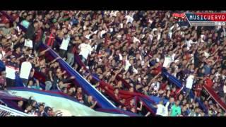 San Lorenzo 1-1 Toluca Donde estés Ciclón, yo voy a estar contigo...