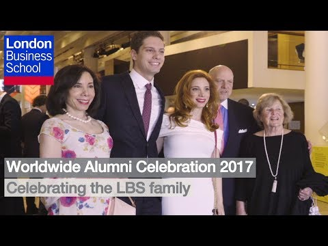 Celebrating the LBS family at Worldwide Alumni Celebration 2017 | LBS