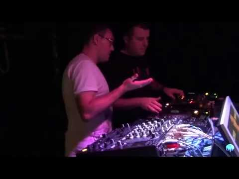 ATHIUM Vs. TWINWAVES LIVE @ SCAPE FACE/OFF - SALA STARVING - MADRID (13-12-2014)