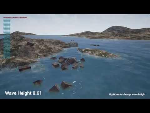 CRYENGINE | CryEngine Ocean Simulation