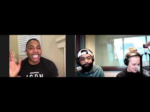 Freddy Mac and Nat talk with Nelly!