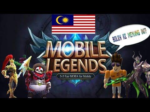 Boleh Ke Menang Ini? [Mobile Legends: Bang Bang] #Malaysia