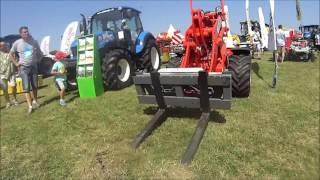 Szepietowo 2016 |Regionalna wystawa maszyn rolniczych|AgroDaniel Axos340|