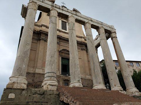 Unbelievable ITALY Honeymoon Vlog Part 1  |  Roman Ruins & Florence!
