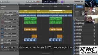 Music Production: Making the Beat!