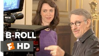 The BFG B-ROLL (2016) - Steven Spielberg Movie HD